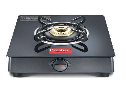 TTK Prestige Single Burner Gas Stove